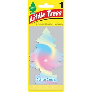 Cotton Candy Carded Tree