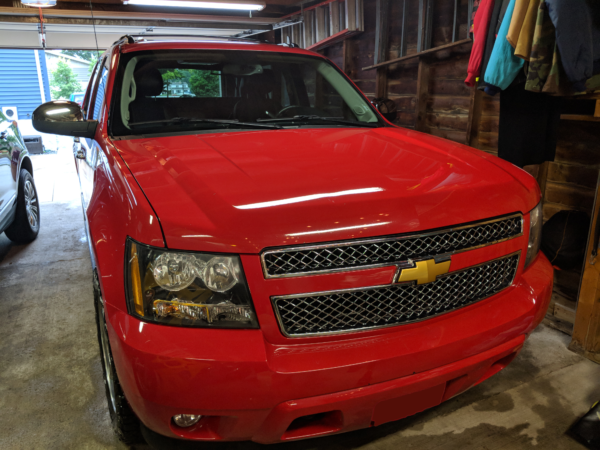 Detailed Chevrolet Avalanche