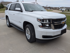 Detailed Chevrolet Tahoe Exterior Right