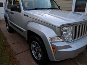 Detailed Jeep