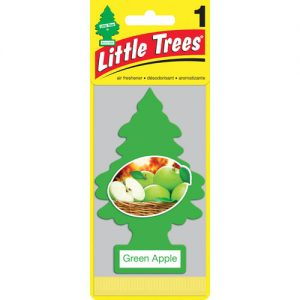 Green Apple Carded Tree