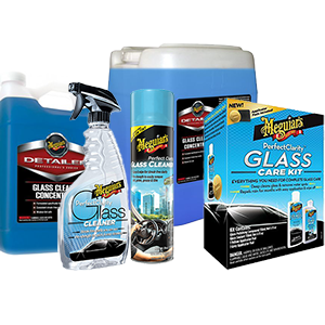 Meguiar's Glass Cleaners