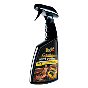 Meguiar's® Gold Class™ Rich Leather Cleaner & Conditioner 16 oz.