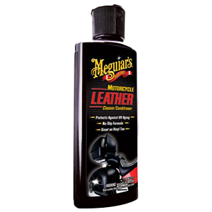 Meguiar's® Motorcycle Leather Cleaner & Conditioner 6 oz