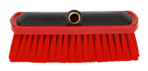 Red Nylon Car Wash Brush