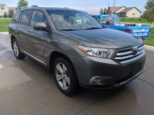 Toyota Suv Detailed