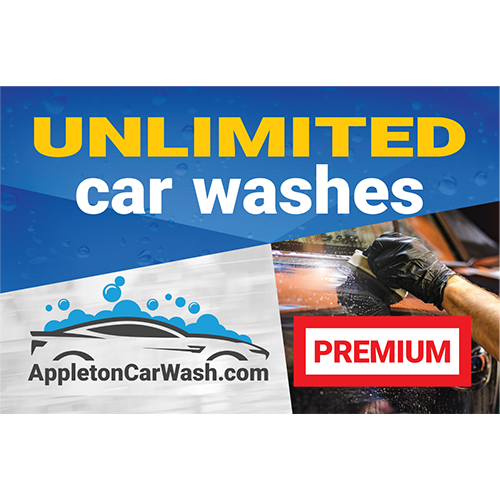 Unlimited Premium Car Washes